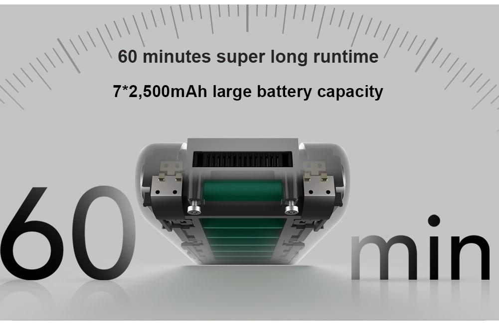 Najnowsze Xiaomi Mi Odkurzacz G9 Smart Home 120AW Handheld Cordless Pył Collector Mijia Parter Carpet Sweep Maszyna