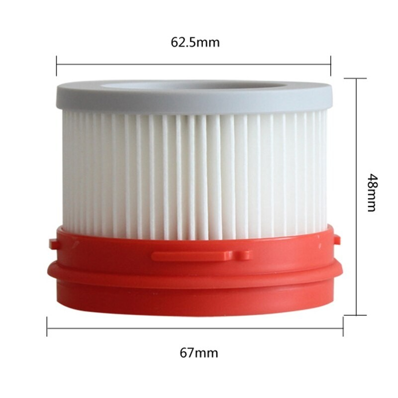 Dreame V9 V10 Handheld Vacuum Cleaner HEPA Filter Replacement Parts