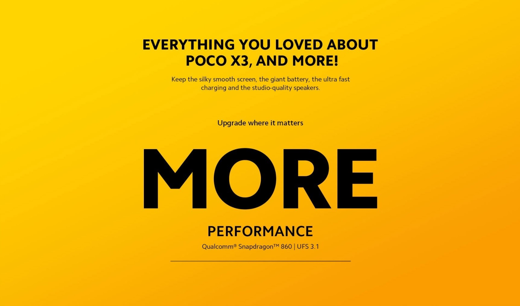 Xiaomi POCO X3 Pro Snapdragon 860 6+128GB - EU Version